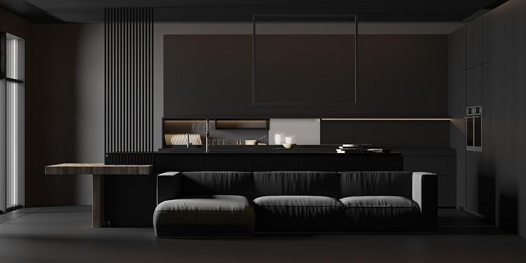 ideas-cocinas-modernas-muebles-negros