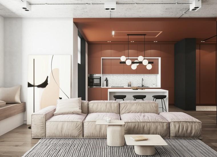 ideas-combinar-sala-cocina-opciones