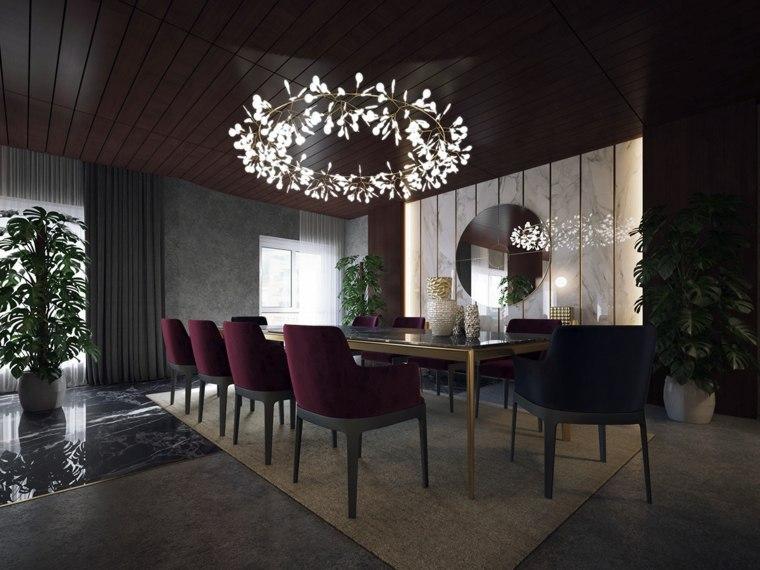 ideas-comedor-mesa-marmol