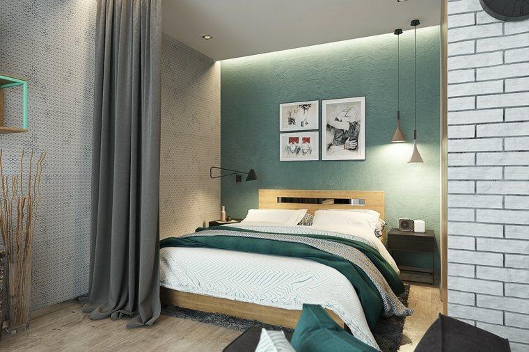 ideas-de-decoración-de-interiores-color-turquesa