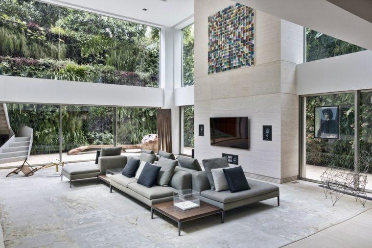 ideas-de-decoración-de-interiores-comedor-moderno