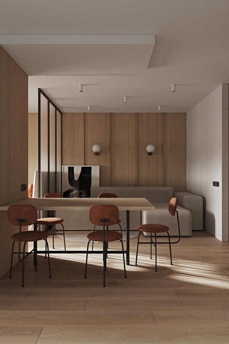 ideas-de-decoración-de-interiores-comedor