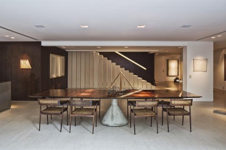 ideas-de-decoración-de-interiores-vomedor-moderno
