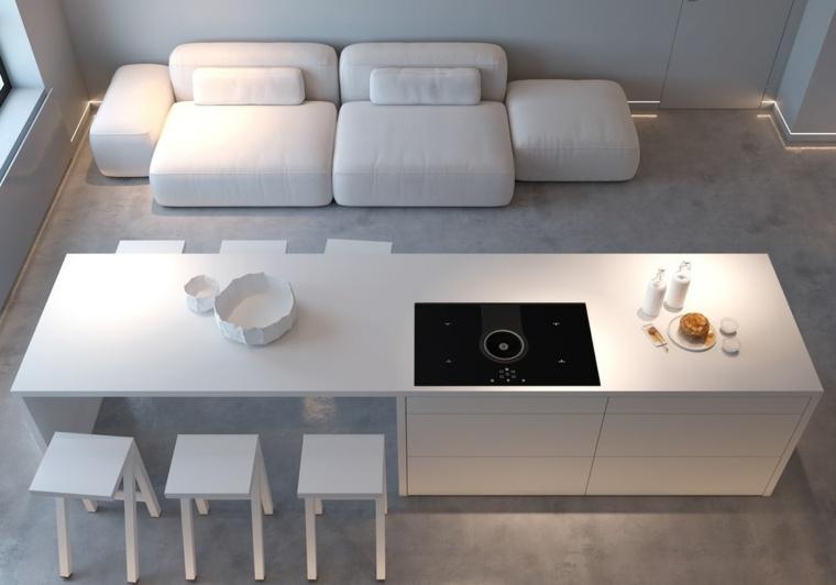 ideas-decoración-interiores-sillas-barra