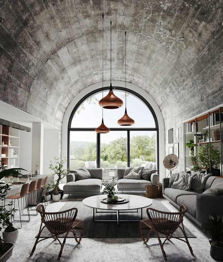 ideas-epsacios-techo-original-salon