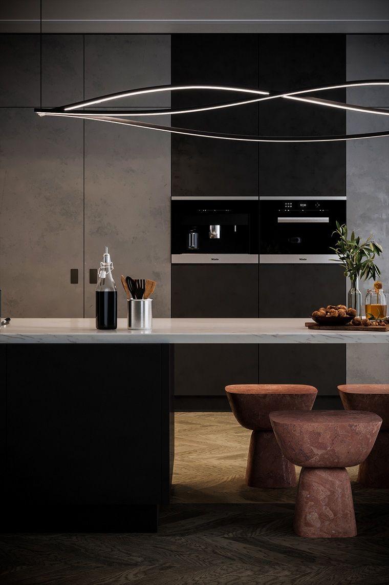 iluminacion-para-cocinas-lampara-bella