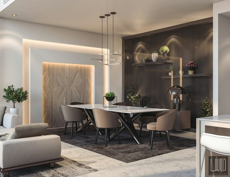 mesa-comedor-marmol-detalles-metalicosa