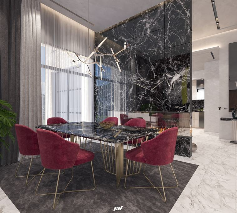 mesa-comedor-marmol-estilo
