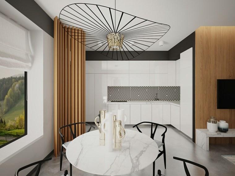 mesa-comedor-marmol-forma-circular