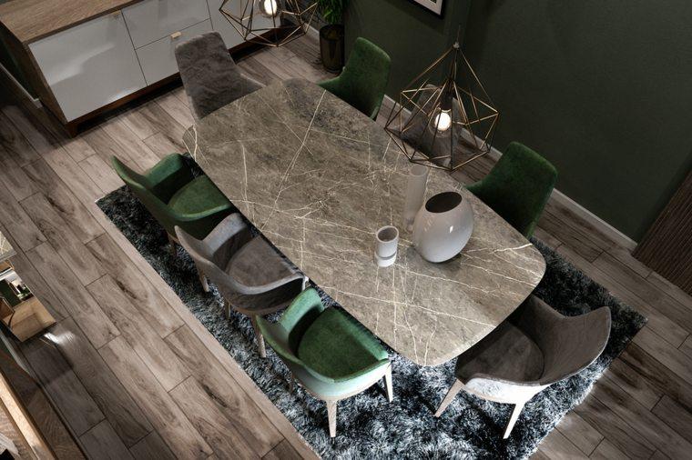 mesa-comedor-marmol-rectangular