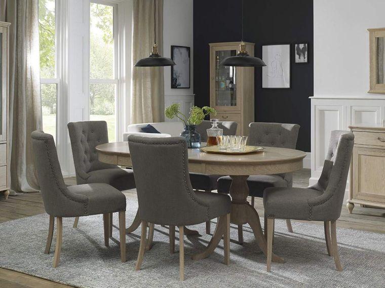 mesas de comedor alfombra