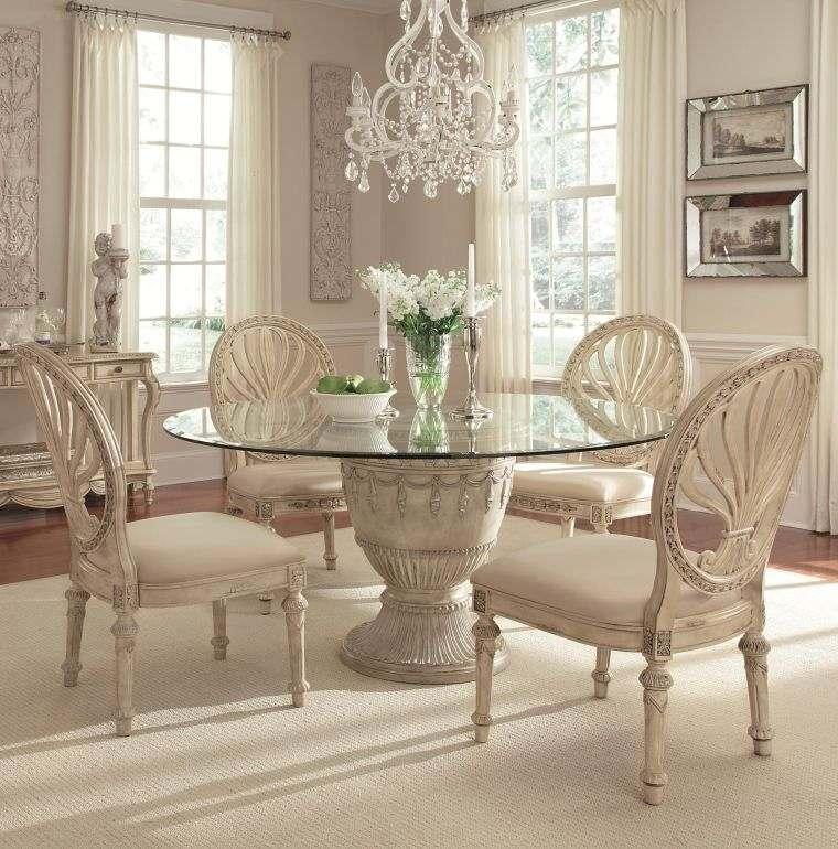 mesas de comedor estilo
