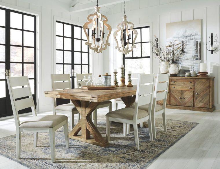mesas de comedor lamparas