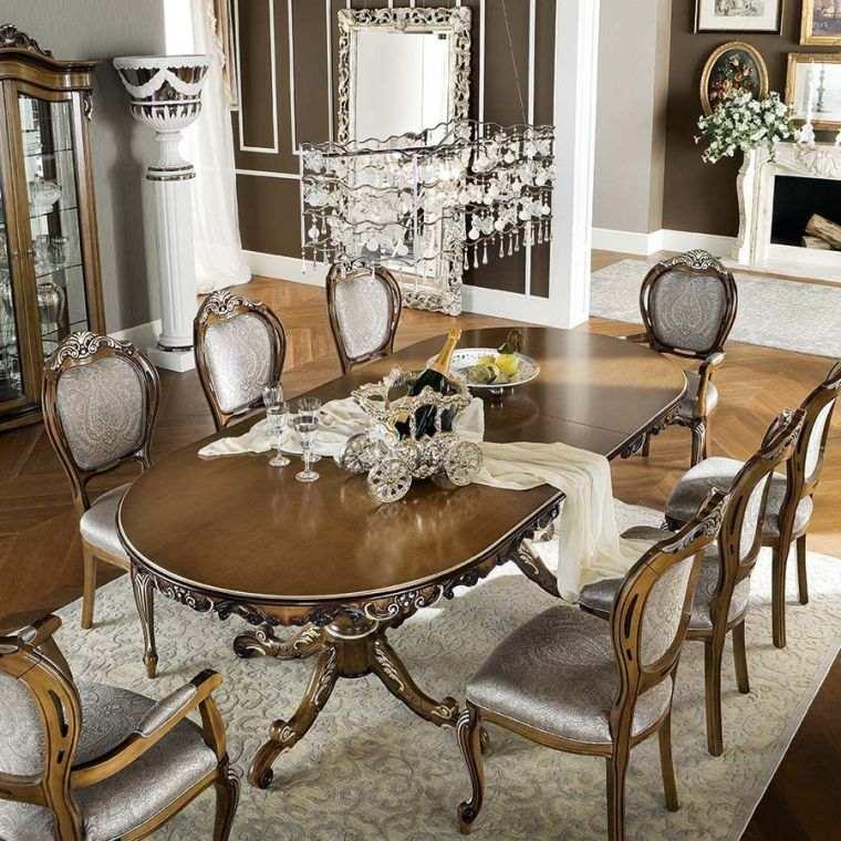 mesas de comedor llamativo