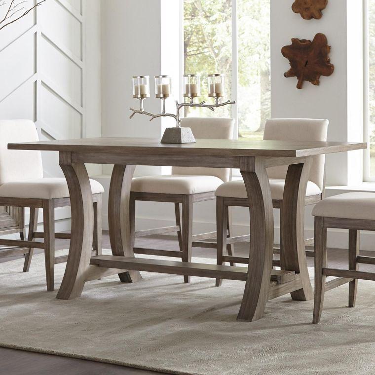 mesas de comedor madera lisa