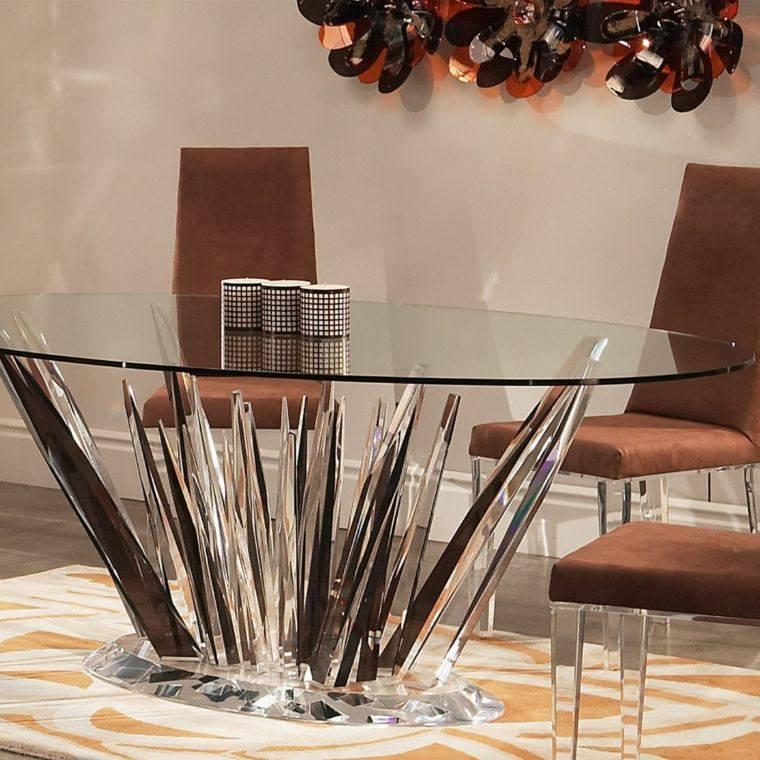 mesas de comedor moderna
