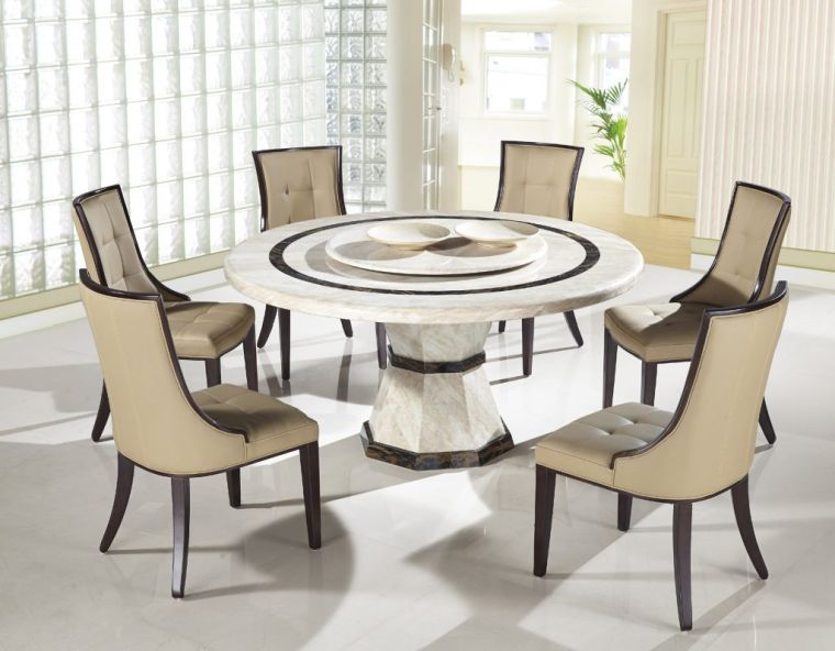 mesas de comedor piedra