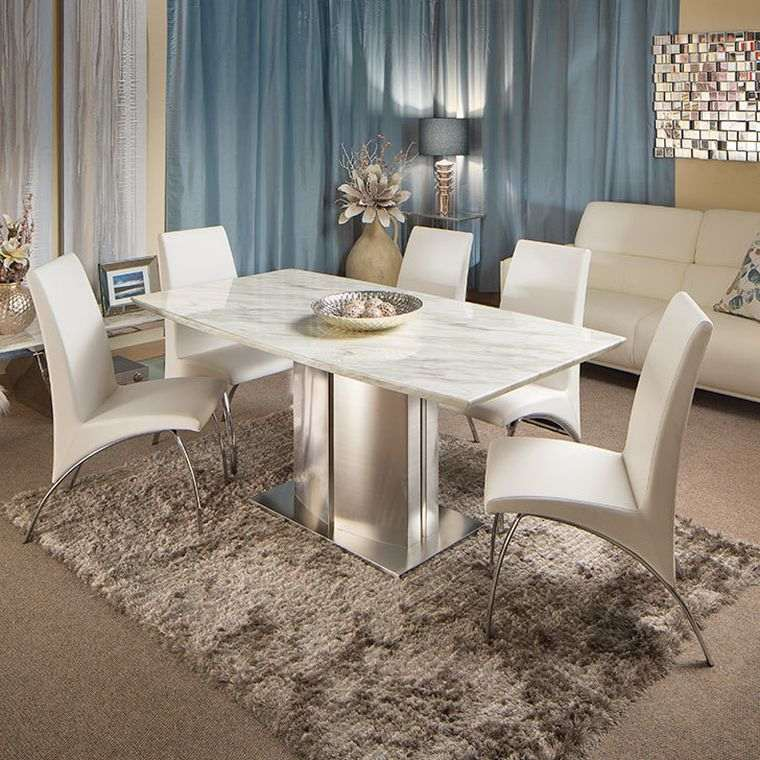 mesas de comedor rectangular