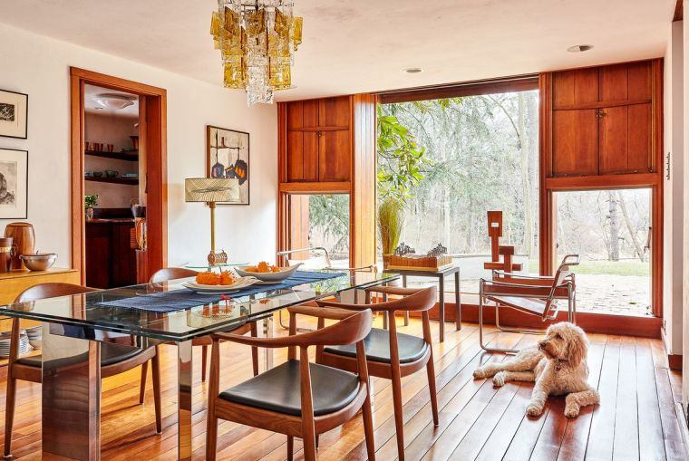 mesas de comedor vidrio
