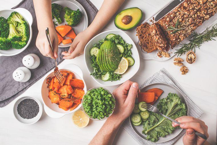 nutrición beneficiosa