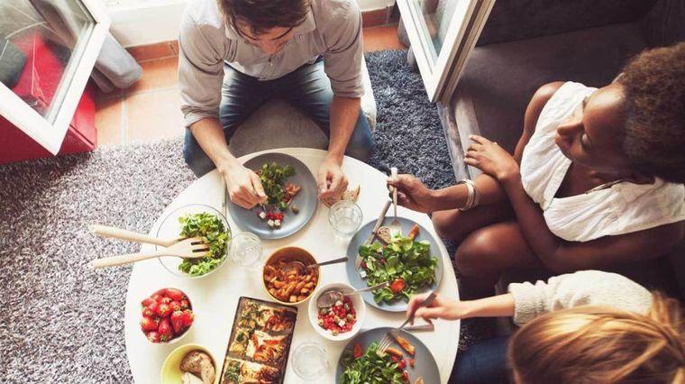 nutrición compartir