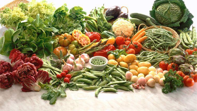 nutrición con plantas