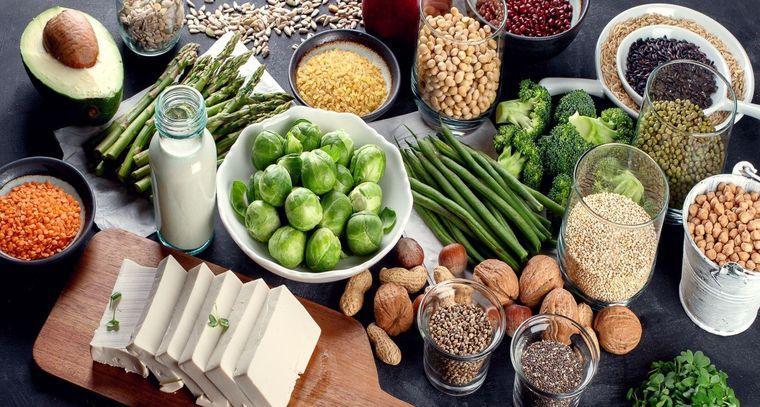 nutrición con proteina