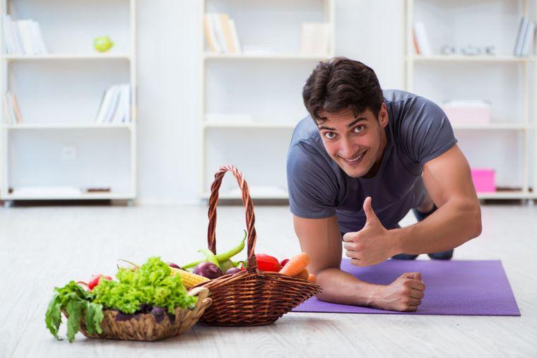 nutrición ejercicio