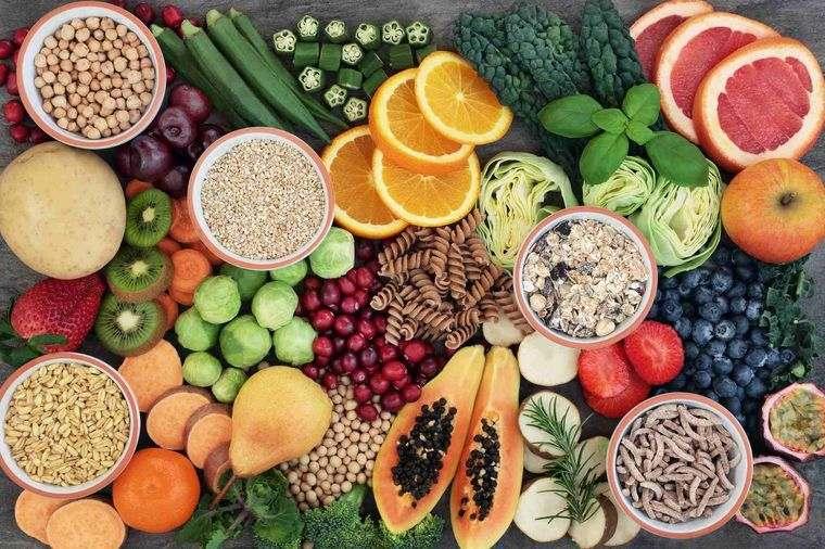 nutrición fibra