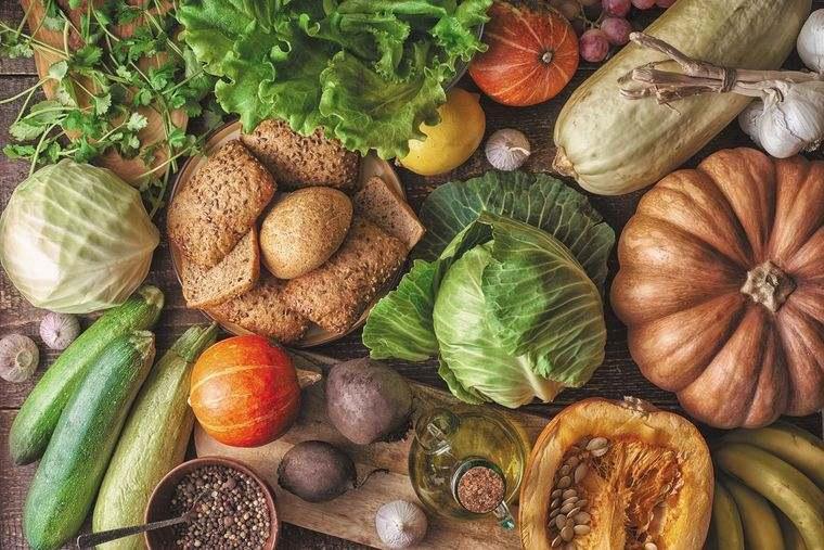 nutrición fibras