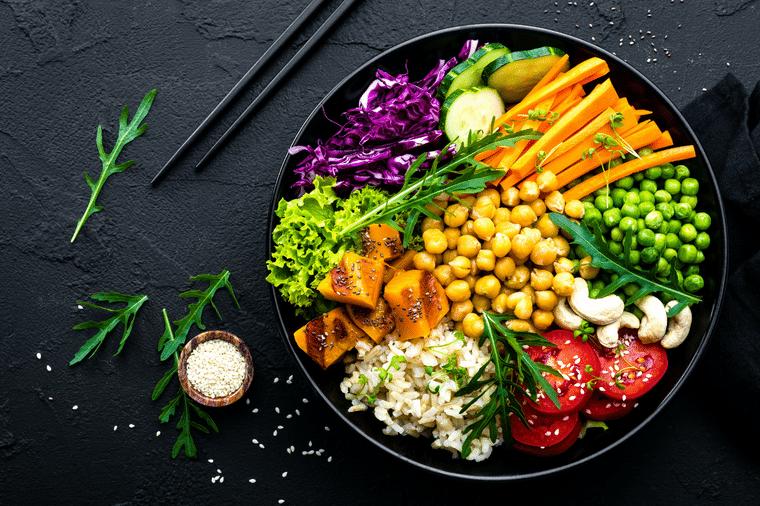 nutrición proteinas