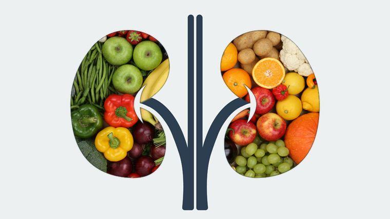 nutrición riñones