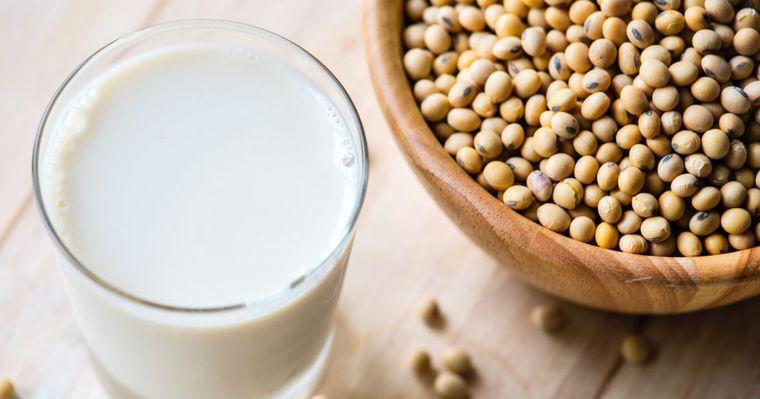 nutrición soja