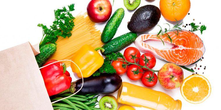 nutrición variedad