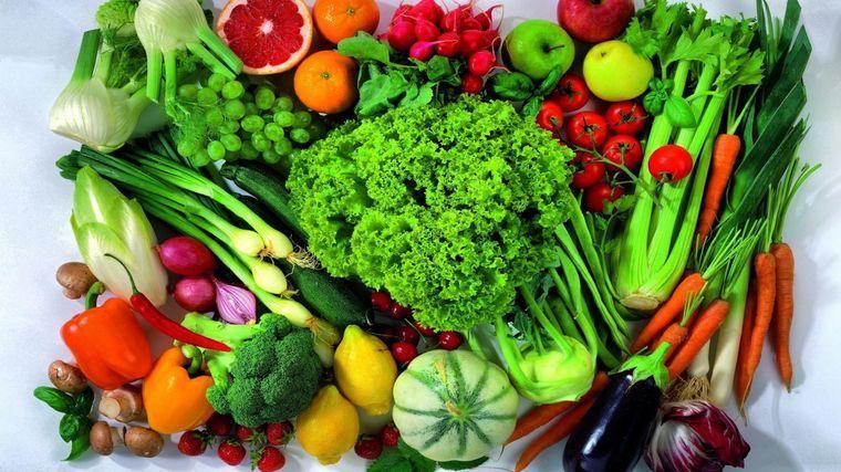 nutrición verde