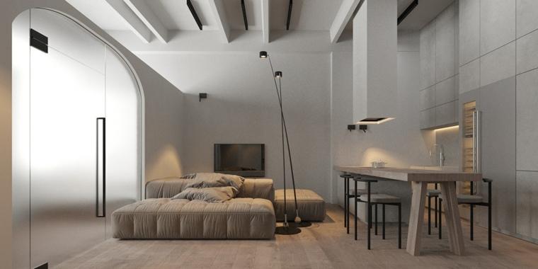 paredes-salon-color-blanco-muebles-crema-ideas