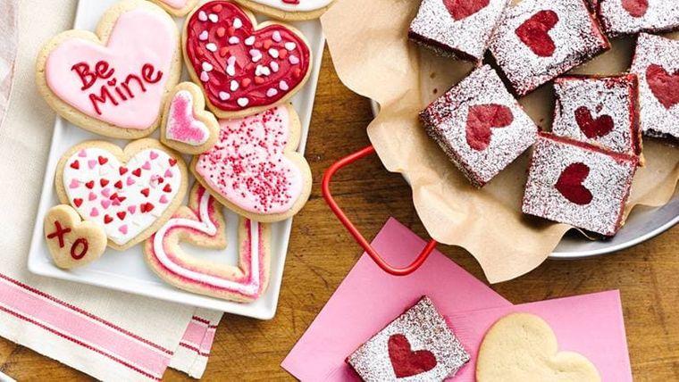 Postres San Valentín para una dulce celebración de amor