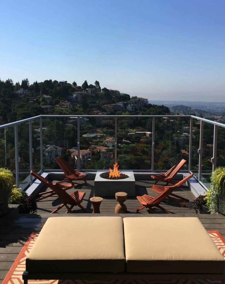 pozo-fuego-balcon-estilo-moderno