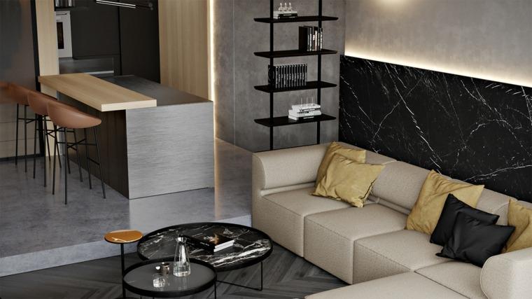 sala de estar moderna diseno-estilo