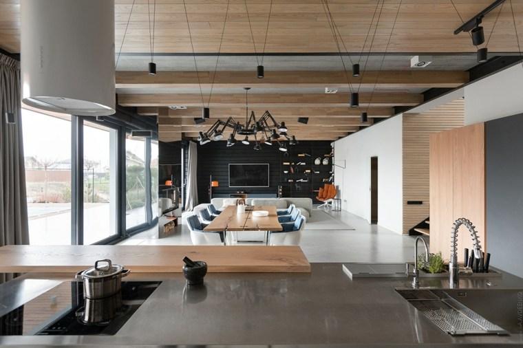 sala de estar moderna espacios-amplios