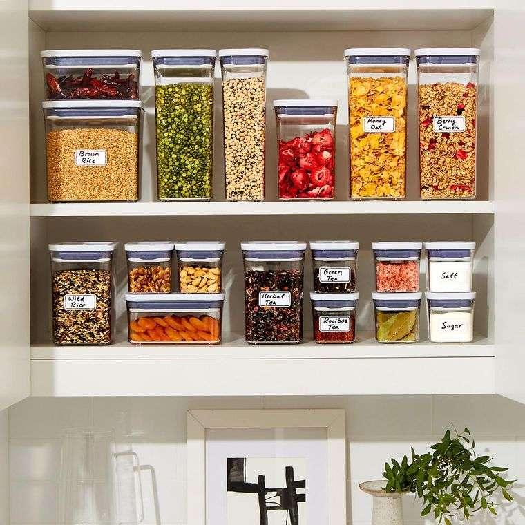 sistemas de almacenamiento alimentos