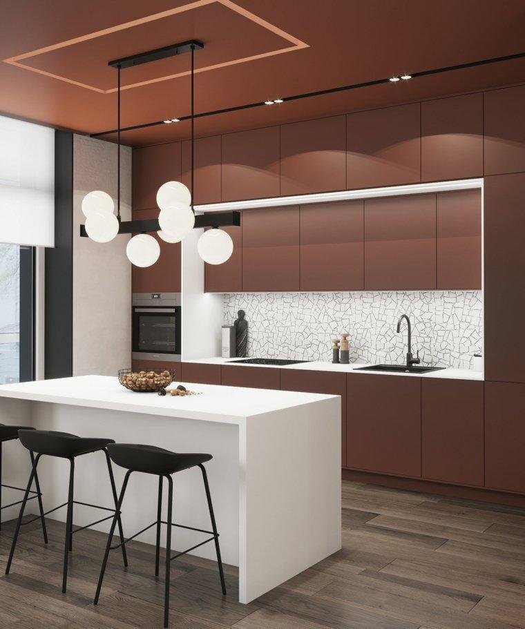 tendencias cocinas 2020-colores-originales