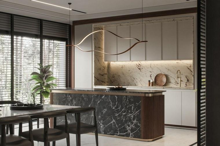 tendencias-cocinas-2020-marmol-negro