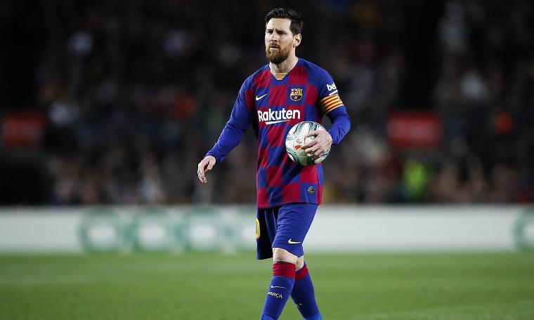 Jugadores del Barcelona recortan su sueldo en medio de la crisis del virus
