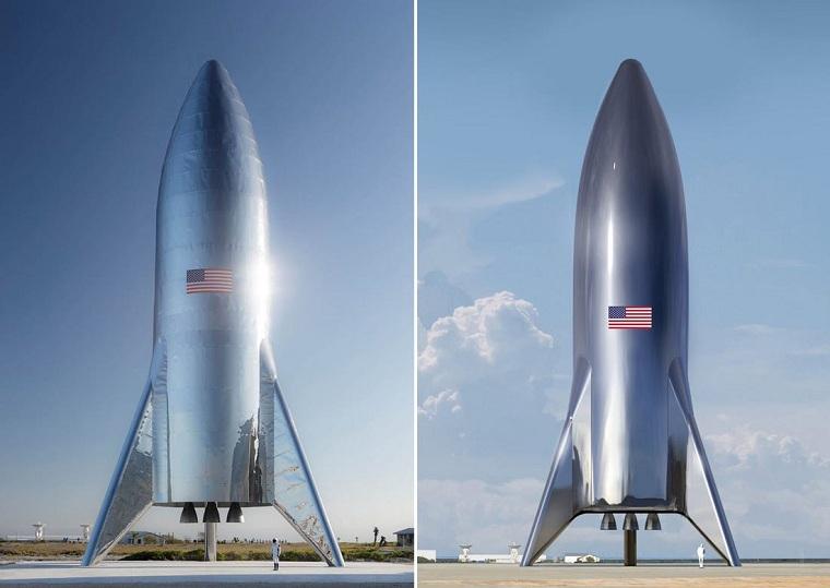 El plan de Elon Musk para Marte y el plan de la NASA