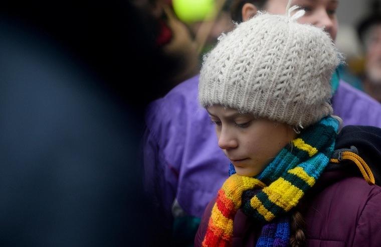 Greta Thunberg-manifestantes-coronavirus