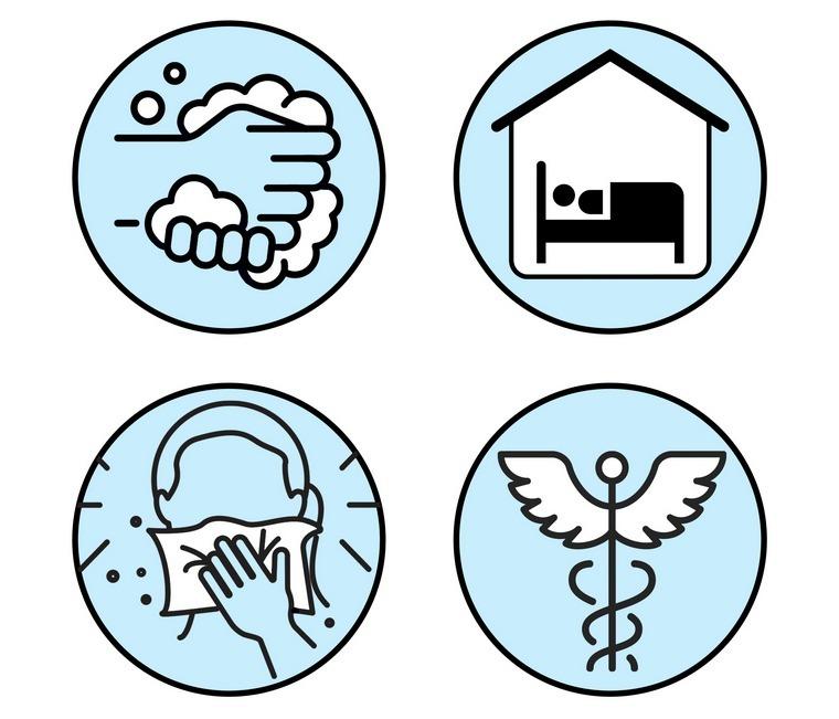 Transmisión del coronavirus-precaucion
