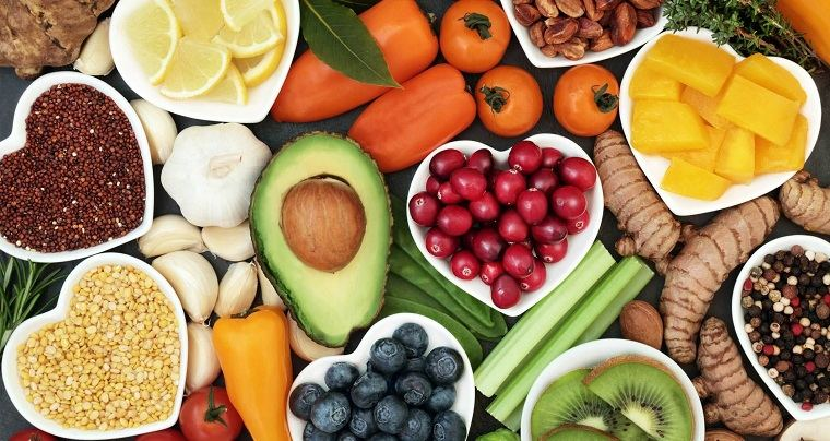 Alimentos ricos en zinc-comida