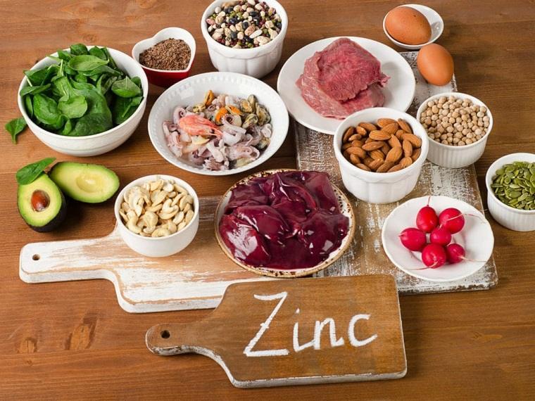 Alimentos ricos en zinc-ideas