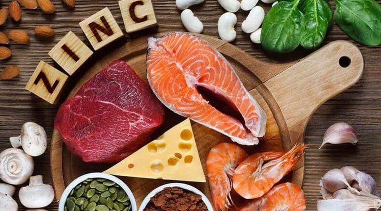 Alimentos ricos en zinc-salud